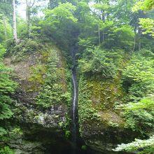榛名神社 瓶子の滝
