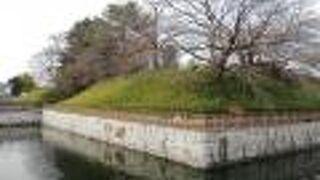 壬生城跡(栃木県壬生町)