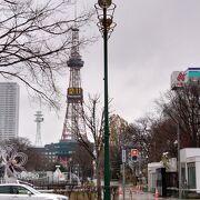 昔からの札幌の観光名所