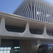 海沿いの観光ホテル