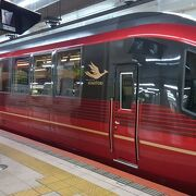 近鉄の新型名阪特急