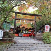 小ぢんまりとした歴史ある神社