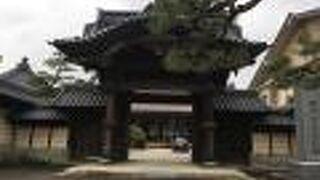 金沢西別院