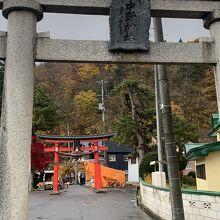 中野神社(青森県黒石市)