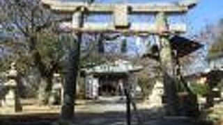 桜山神社(山口県下関市)
