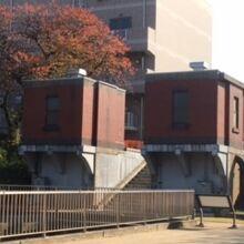 旧三河島汚水処分場喞筒場施設 (三河島水再生センター)