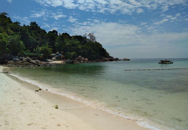 パタヤビーチ (リペ島)