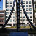 長良川水位表示塔