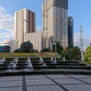 浜松駅前にある、モザイカルチャー
