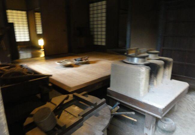 江戸時代の武家屋敷