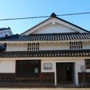 宮津にあった旧商家の住宅を見学