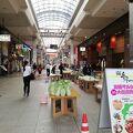 松山のメインストリート