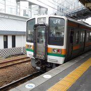 掛川駅から金谷駅まで利用