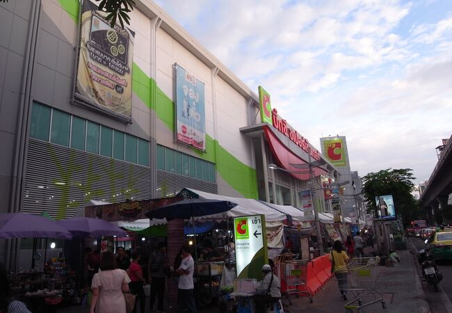 タイで必ず立ち寄るスーパー