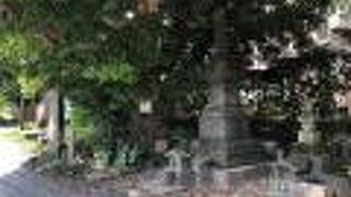 東林寺 石造宝篋印塔