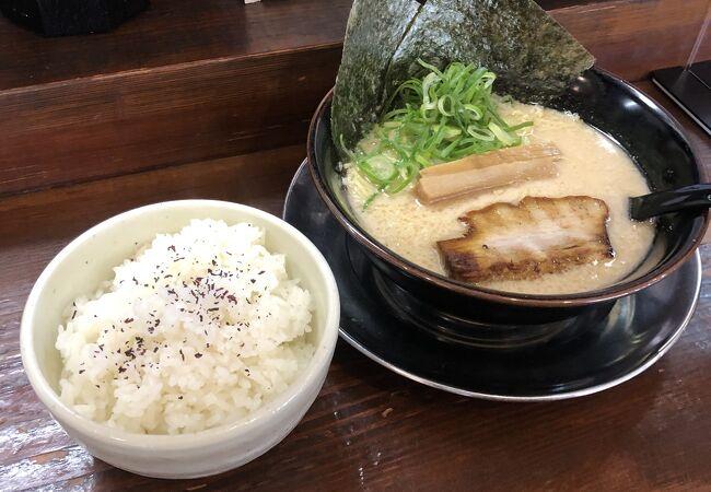 麺家りょうま本堂