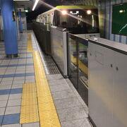 京橋駅→心斎橋駅