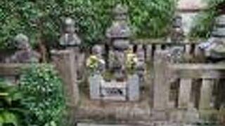伊東家の墓