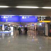 驚きの空港