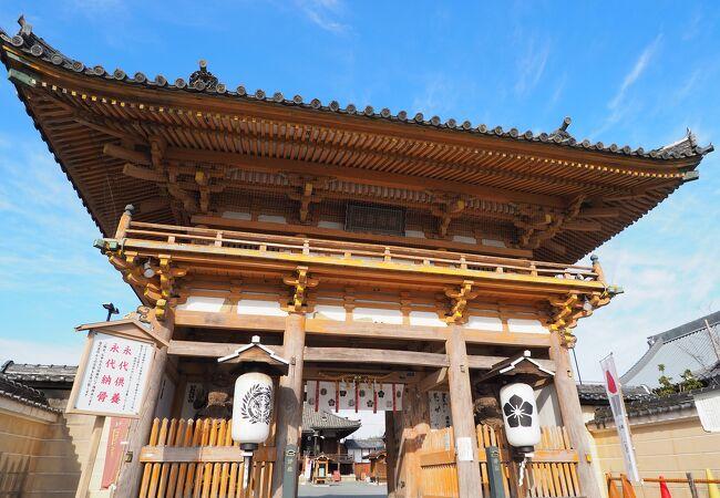 変化のあった総持寺
