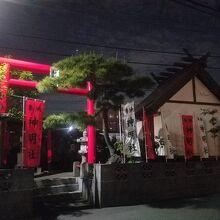 鶴見神明社