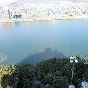 犬山城から望む