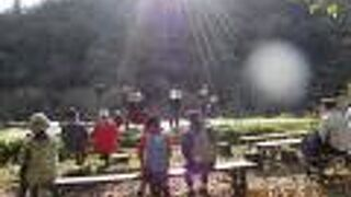 レンガ広場のコンサート