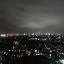 夜景が綺麗です!