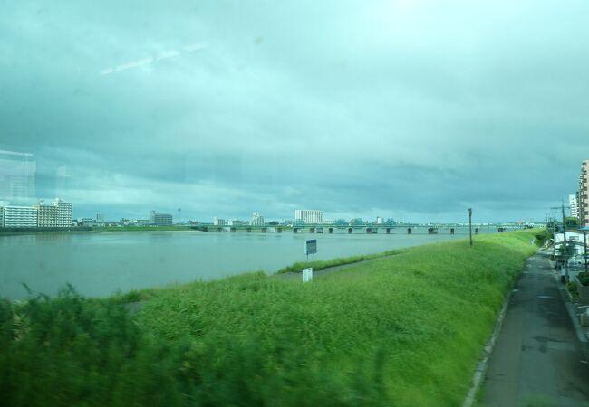 宮崎県の一級河川