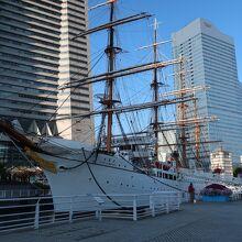 日本丸メモリアルパーク(旧横浜船渠第1号ドック)