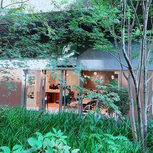 Cafe Kitsune ShinPuhKan Kyoto