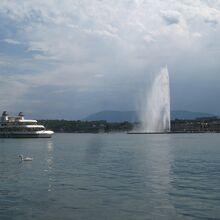 ジュネーヴ大噴水