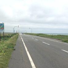 北海道道106号稚内天塩線 (オロロンライン)