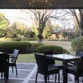 庭園の美しさとホスピタリティが素晴らしいホテルです。