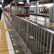 大阪上本町駅→鶴橋駅