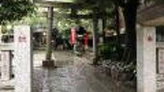 荏原御園神社