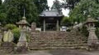仏殿と開山堂が重要文化財