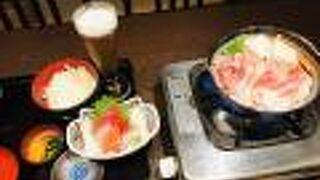 相撲茶屋ちゃんこ江戸沢 両国総本店