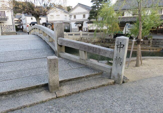 石造りの太鼓橋