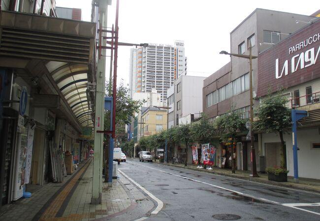 小倉中央銀座商店街