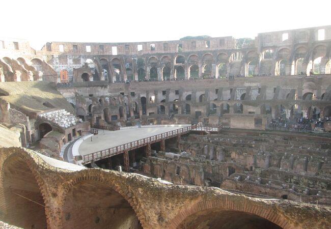 古代ローマ時代の建造物