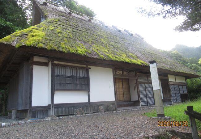 吉村虎太郎邸