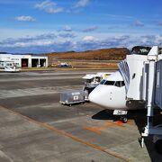 コンパクトな空港☆
