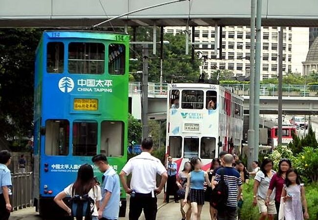 香港の風物詩!