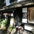 西参道のお蕎麦屋さん