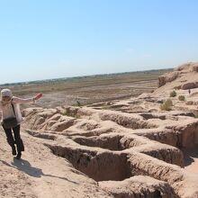 トプラク カラ遺跡