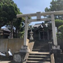 鐙摺 須賀神社