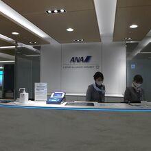羽田空港 エアポートラウンジ (第2旅客ターミナル3F ターミナルロビー)