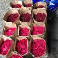 バンコクの花市場