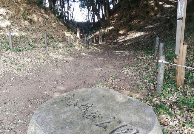 守谷城址公園